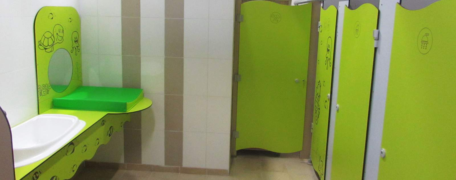sanitaire espace famille